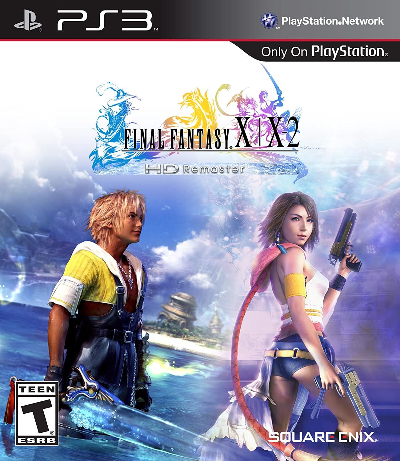 Final Fantasy X X-2 HD Remaster Standard Edition - PlayStation 3