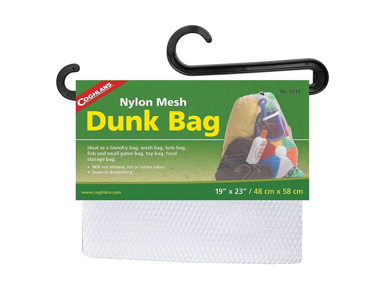 Coghlan 's Dunkバッグナイロンメッシュホワイト B07B73MFNL