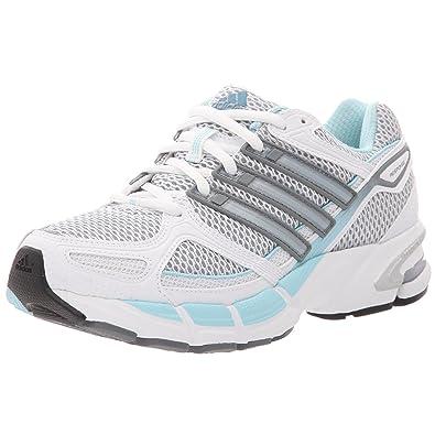 Blanc À 18 Chaussures Femme Course Response Adidas W Csh De Pied TvaxqP