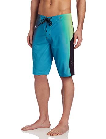 Alpinestars HD Fader Mens Casual Baggy Boardshorts / Shorts 30 inch Lime