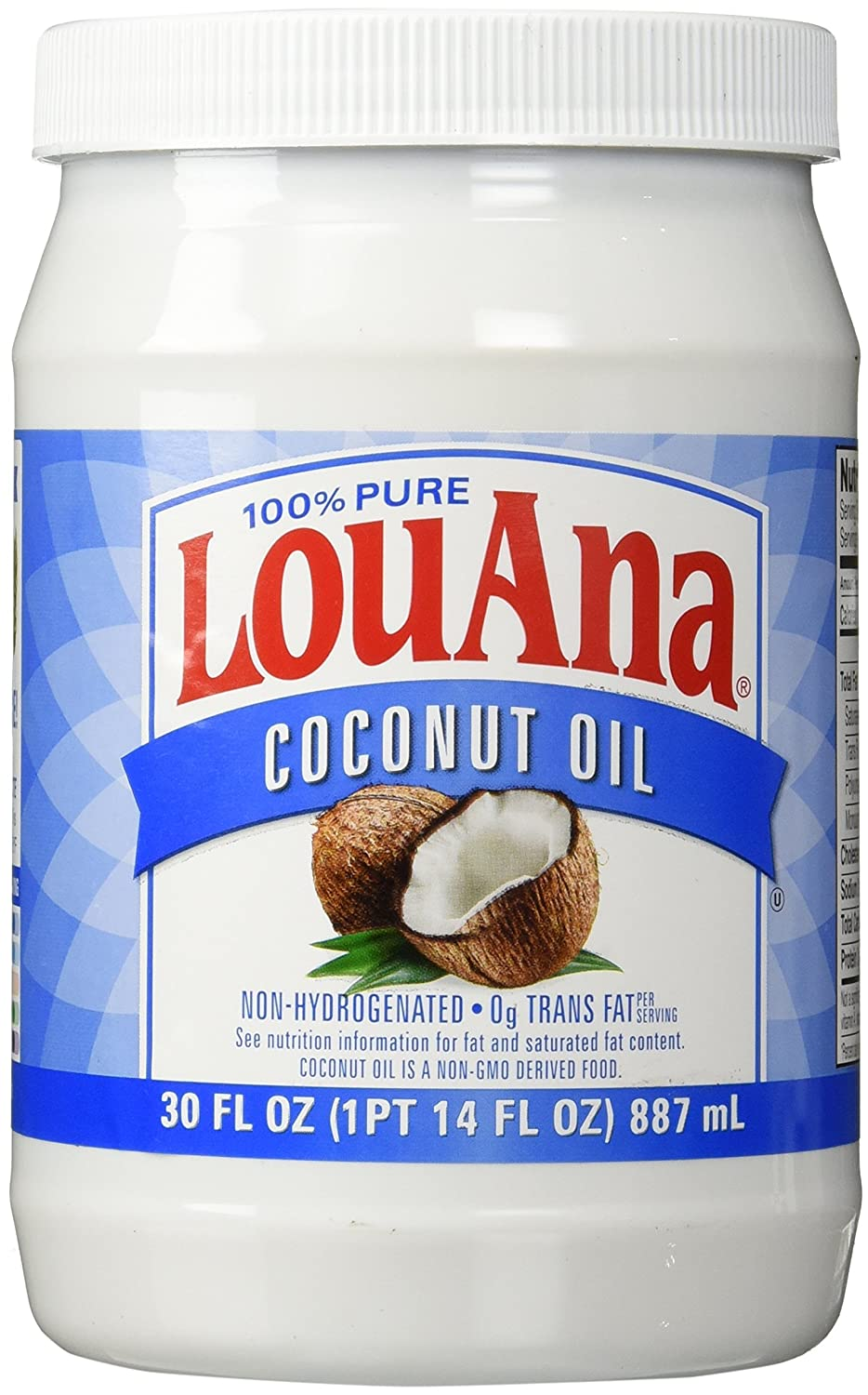 Louana Coconut Oil For Hair 5 Curly Hair Pr...