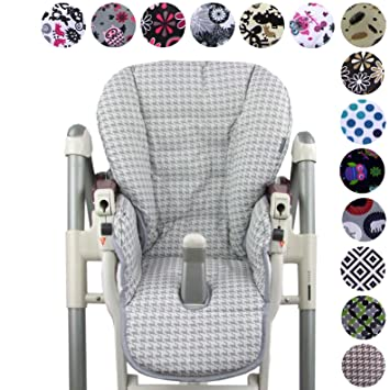 Excellent Bambiniwelt Replacement Seat Cushion Cover For Highchair Peg Caraccident5 Cool Chair Designs And Ideas Caraccident5Info