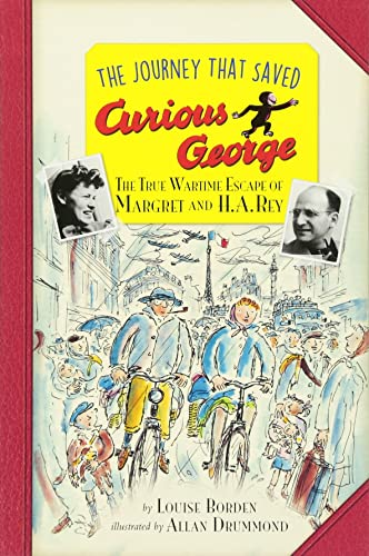 The Journey That Saved Curious George: Young Readers Edition