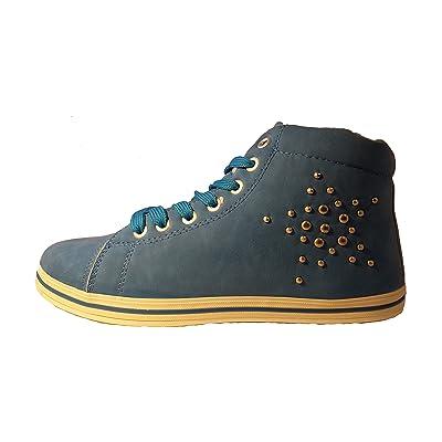 3-W-Hohenlimburg Desert Boots Femme
