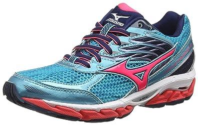 Mizuno Wave Paradox 4 Damen Laufschuhe blue Größe 39 c2ofVNh