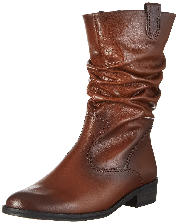 Gabor Shoes Comfort Sport, Botas para Mujer36 EU|Marrón (63 Sattel/Ef Micro)