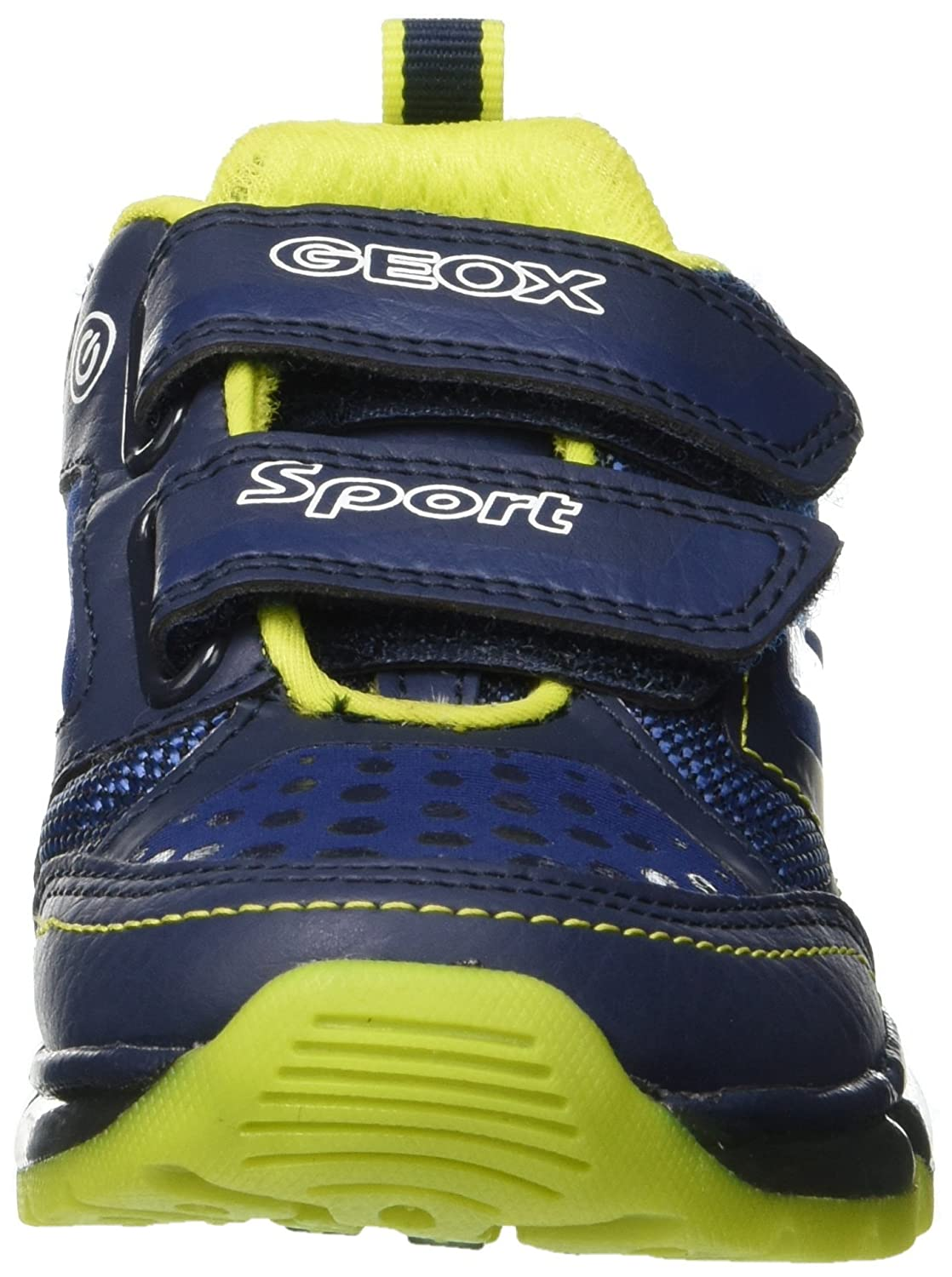 Geox J Android a Boys/' Low-Top Sneakers