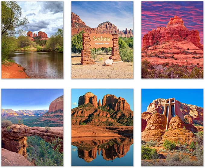 Sedona Art desert photography Sedona Print desert print southwest print Sedona Gift Sedona Arizona boho print red rock Sedona