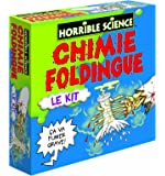 Galt - GA1501207 - Jeu Éducatif et Scientifique - Chimie Foldingue