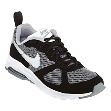 Nike Wmns Nike Air MAX Muse BlackBlack de Metallic Silver