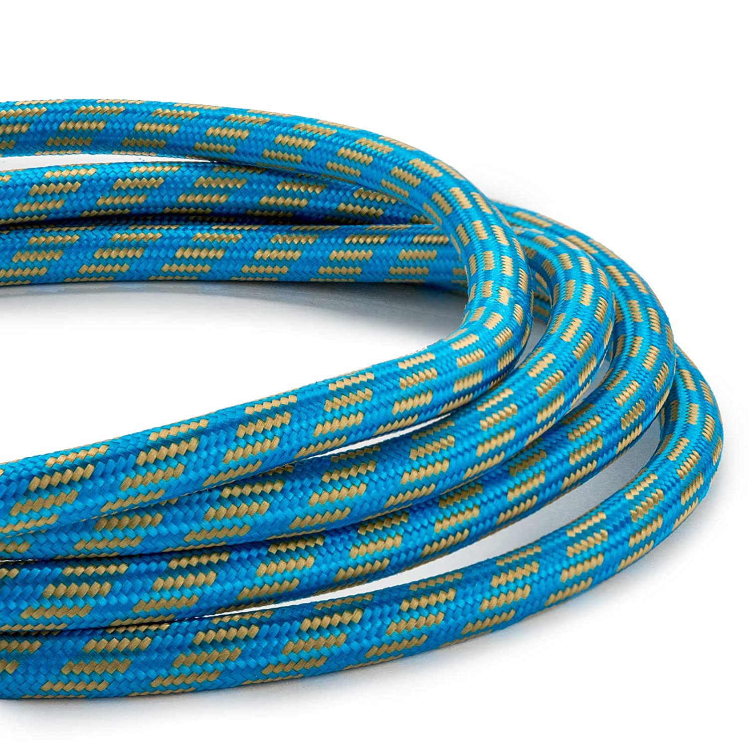 PointZero 6 ft - 1//8 in Braided Airbrush Air Hose 1//8 in BSP