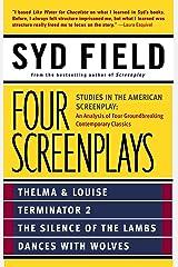 Four Screenplays: Studies in the American Screenplay Paperback