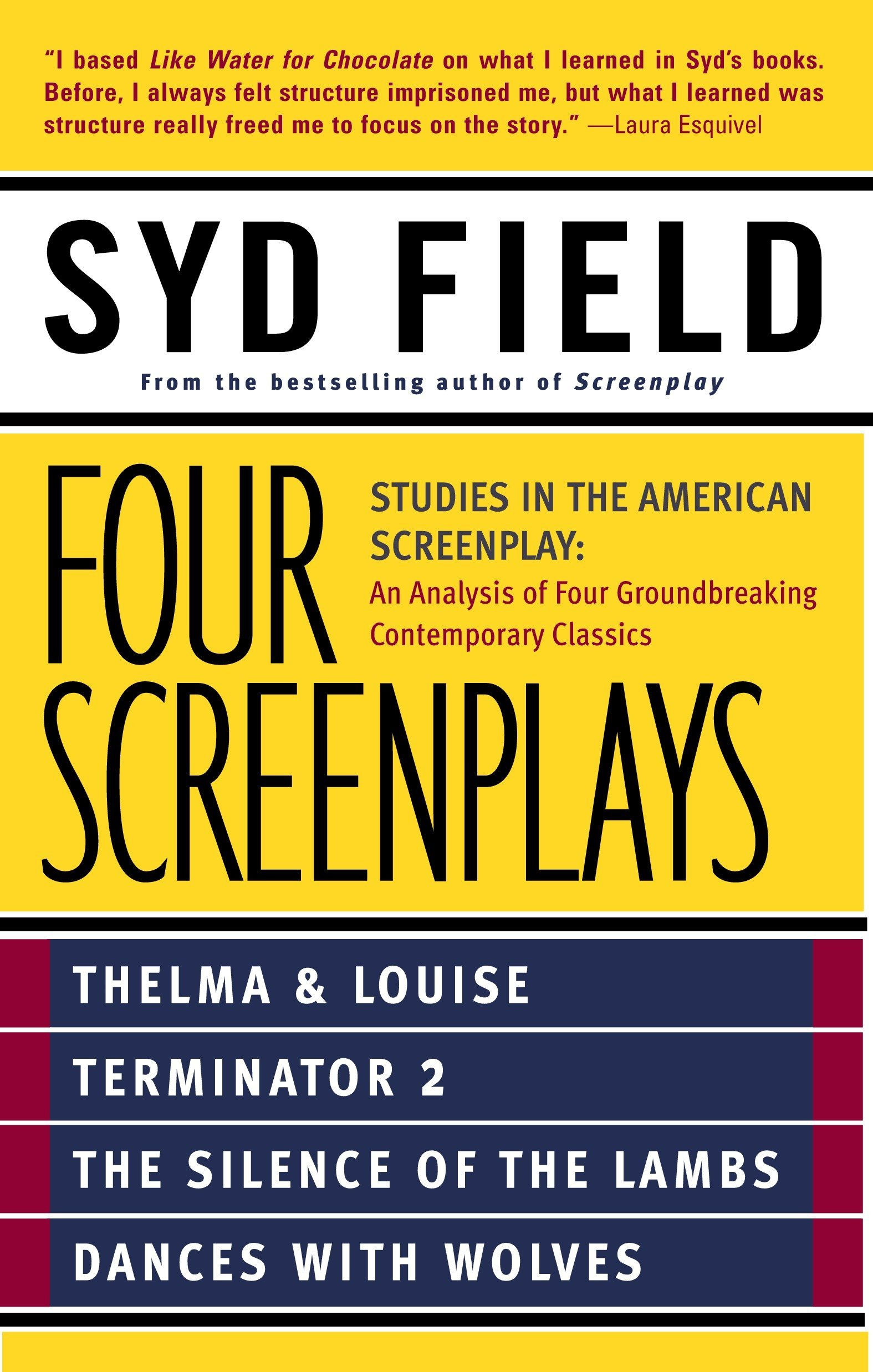 how to write a screenplay book sid field