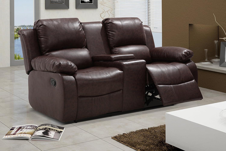 Amazon.com: UFE Richmond Seccional sofá con 4 sillones ...