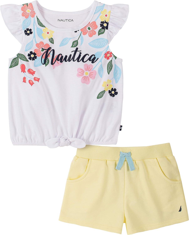 Nautica Sets KHQ Baby Girls Shorts Set