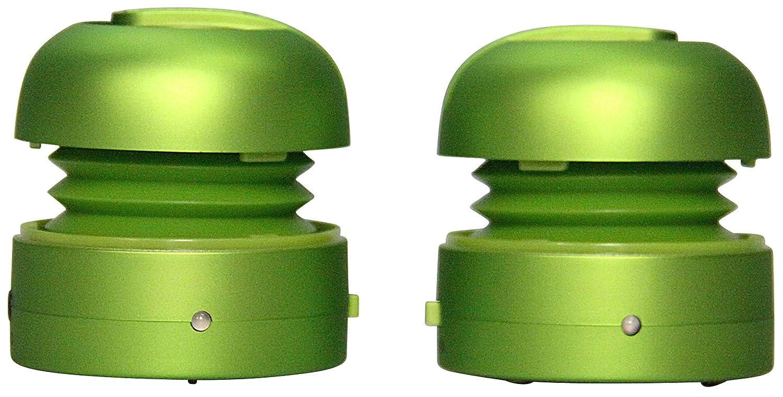 Arancione XMI X-Mini Max Duo Mini Altoparlanti Portatili per iPhone//iPad//iPod//Lettori MP3//Computer Portatili