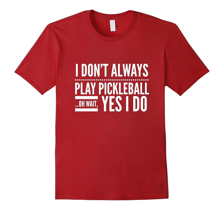 Womens Always Pickleball T shirt Large-Tovacu
