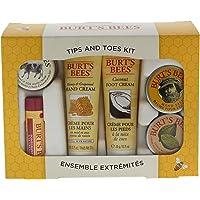 Burt's Bees Tips N' Toes Hands & Feet Kit, 48.25 Grams