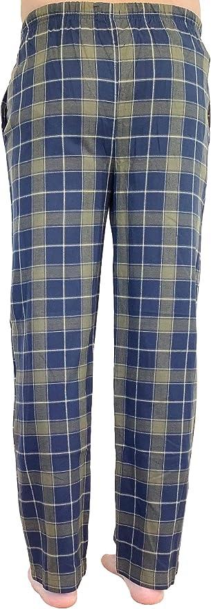 Pantalón de Pijama para Hombre 100% algodón Casual y cómodo- Primavera/Verano 2021