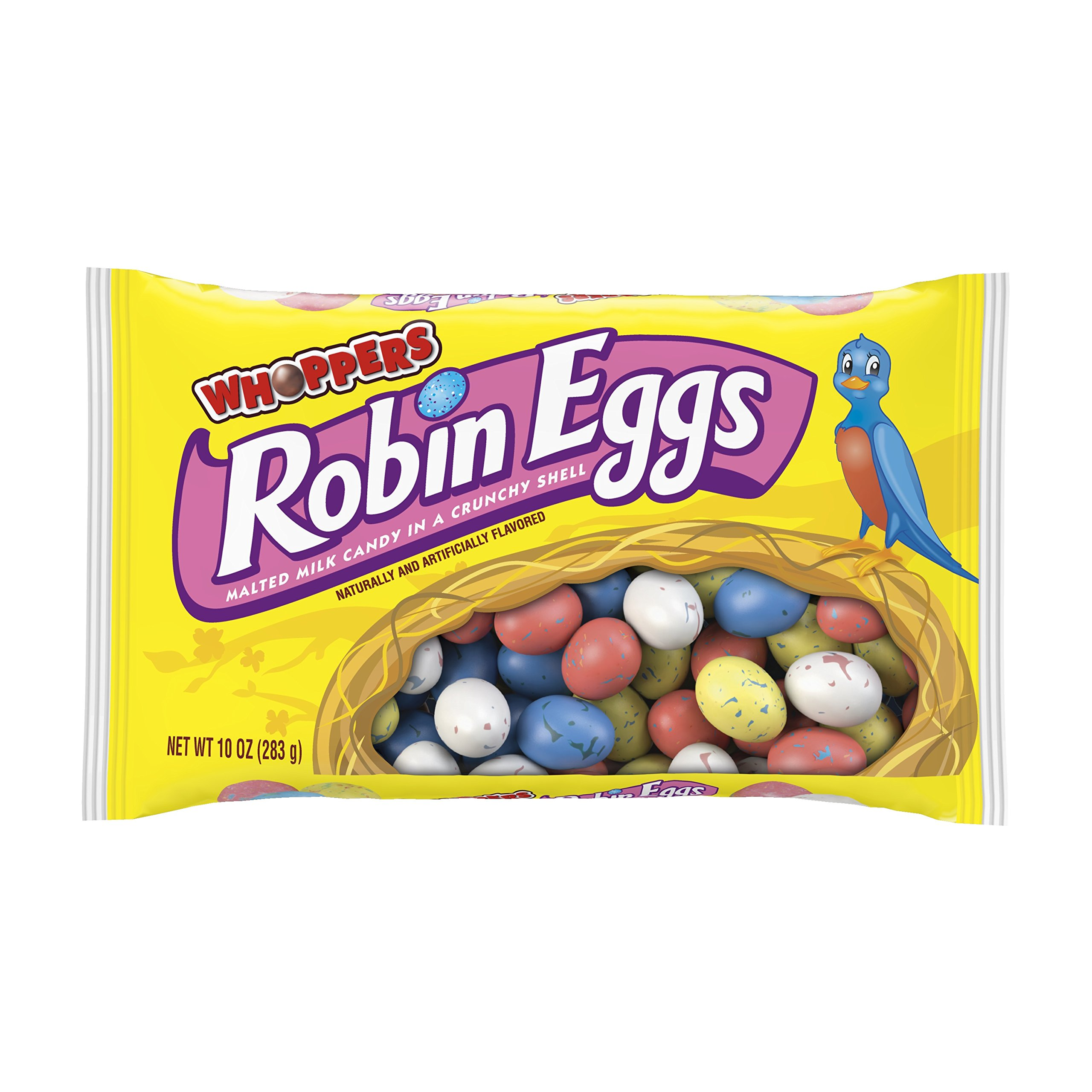 Whoppers Easter Robin Eggs, 10 Ounce (Pack of 30) by Whoppers