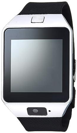 23ac08fbf64 Relógio Celular Smartwatch Dz09 Chip 3g Cartão Smart Watch: Amazon ...