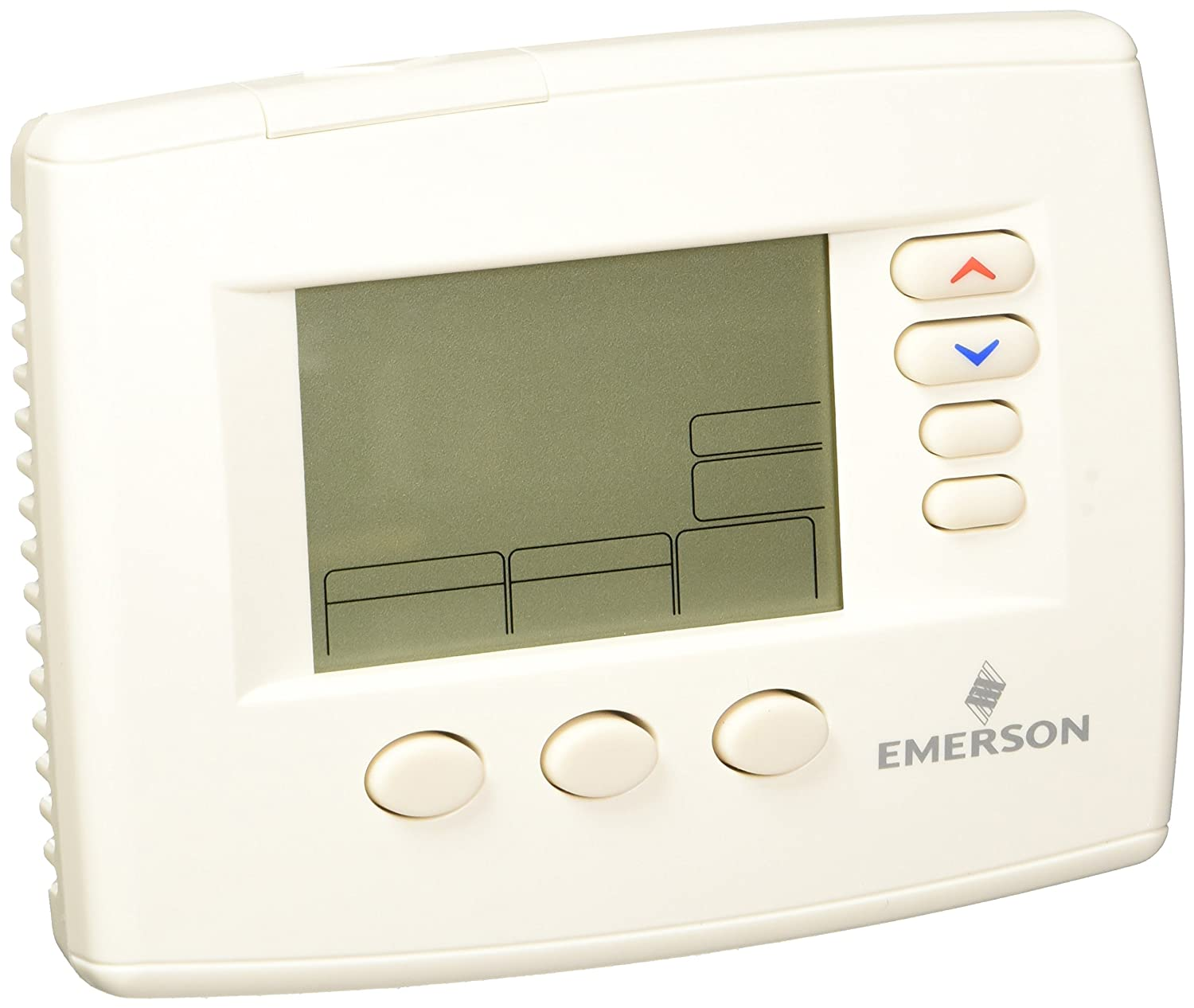 81jaNpI0b5L._SL1500_ emerson 1f85 0422 2 heat and cool stages programmable thermostat wiring diagram for a emerson up310 thermostat at reclaimingppi.co