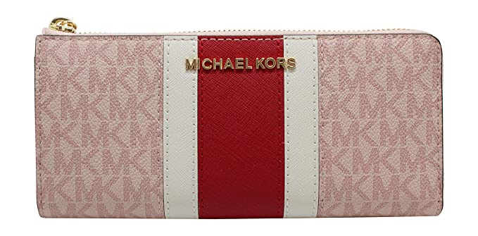 MICHAEL Michael Kors Jet Set Travel Center Stripe 3/4 Three ...