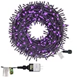 Twinkle Star 200 LED 66FT Fairy String Lights,Christmas Lights with 8 Lighting Modes,Mini String Lights Plug in for Indoor Ou