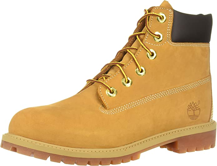 Toddler//Little Kid//Big Timberland TB012709713 6-in Premium Waterproof Boot