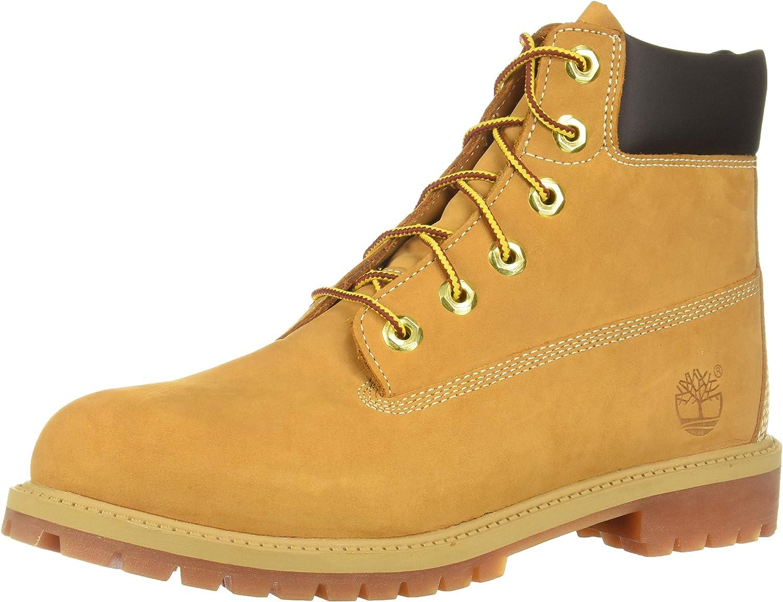 Timberland Classic FTC_6 In Premium WP Boot, Botas Clasicas Unisex Niños