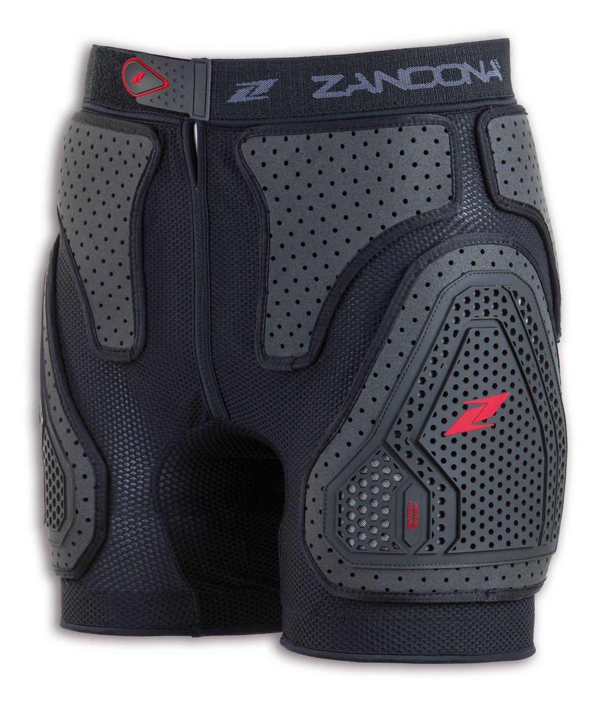 ZANDONA Protectorpants 6055 Esatech Schwarz L, Mehrfarbig
