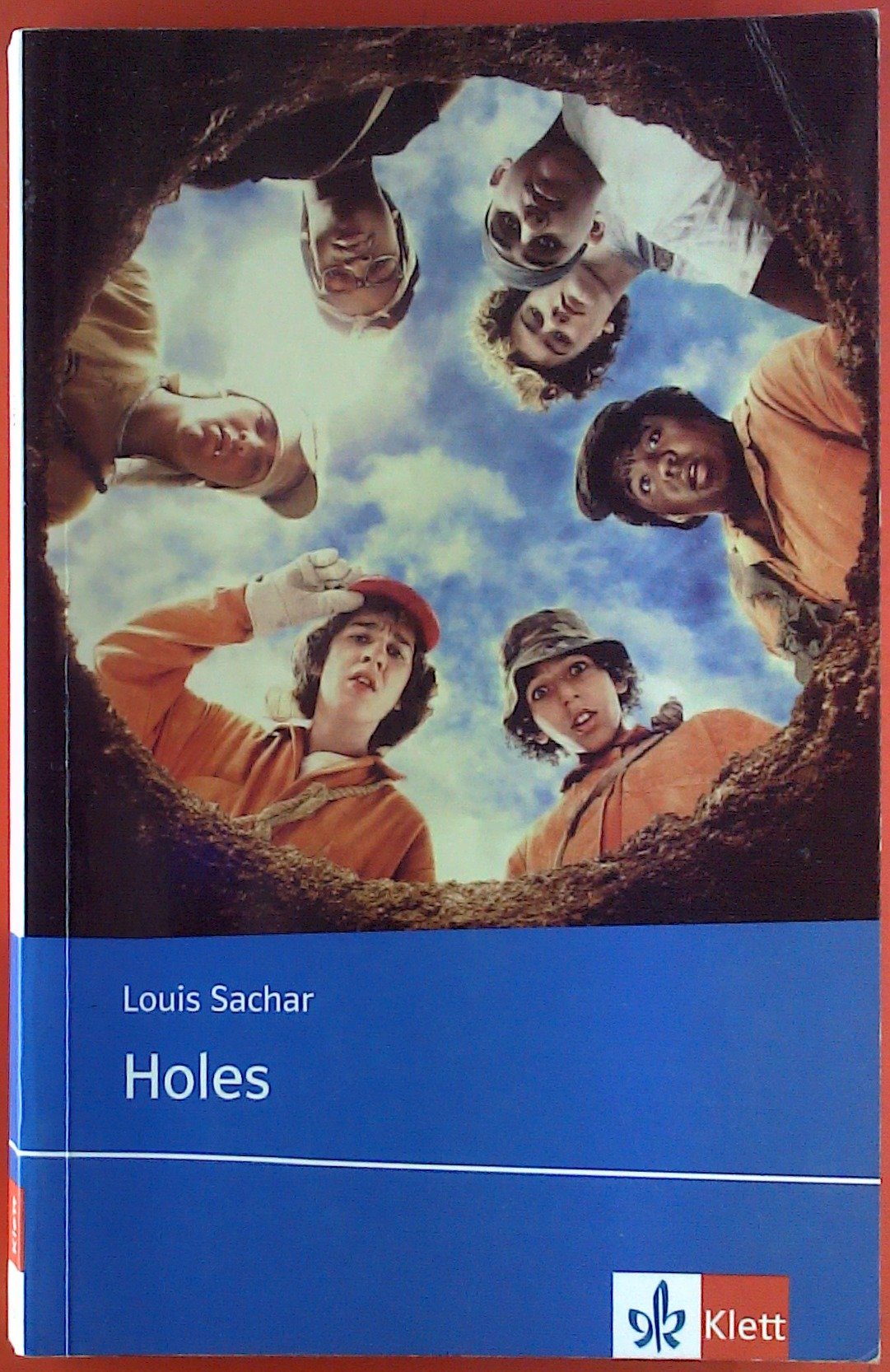 Holes By Louis Sachar By Louis Sachar Amazon Com Books