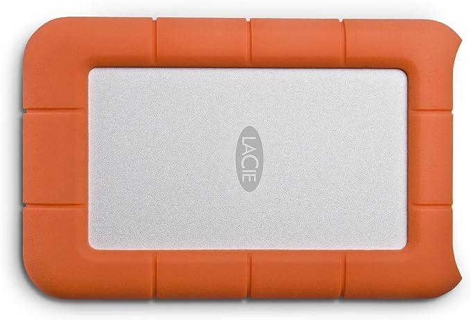 LaCie Rugged Mini - Disco Duro Externo portátil para Mac y PC 1 TB ...