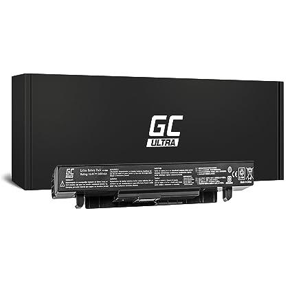 Green Cell® Ultra Serie A41-X550A Batería para ASUS A450 A550 F450 F550 F550C F550L F552 F552C F552CL K550 K550C X450 X552 Ordenador (Las Celdas ...