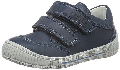 Superfit Cooly 700049, Baby Jungen Lauflernschuhe, Blau (Niagara 93), 20 EU