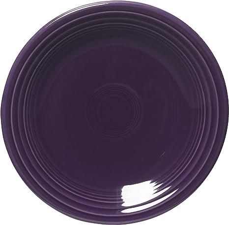 Amazon Com Fiesta 7 1 4 Inch Salad Plate Plum Fiestaware Salad Plate Plum Salad Plates