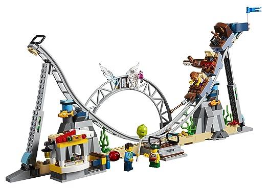 Lego Russes Pirates Les Creator 31084923 Montagnes Des Pièces cR54Aqj3LS
