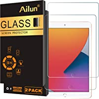 Ailun Screen Protector Compatible for New iPad 8,iPad 7 (10.2-Inch, 2020&2019 Model, 8th&7th Generation) [2Pack…