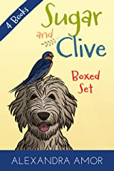 Sugar and Clive Animal Adventure Collection: Four Super Fun Novels for Middle Grade Readers Kindle Edition