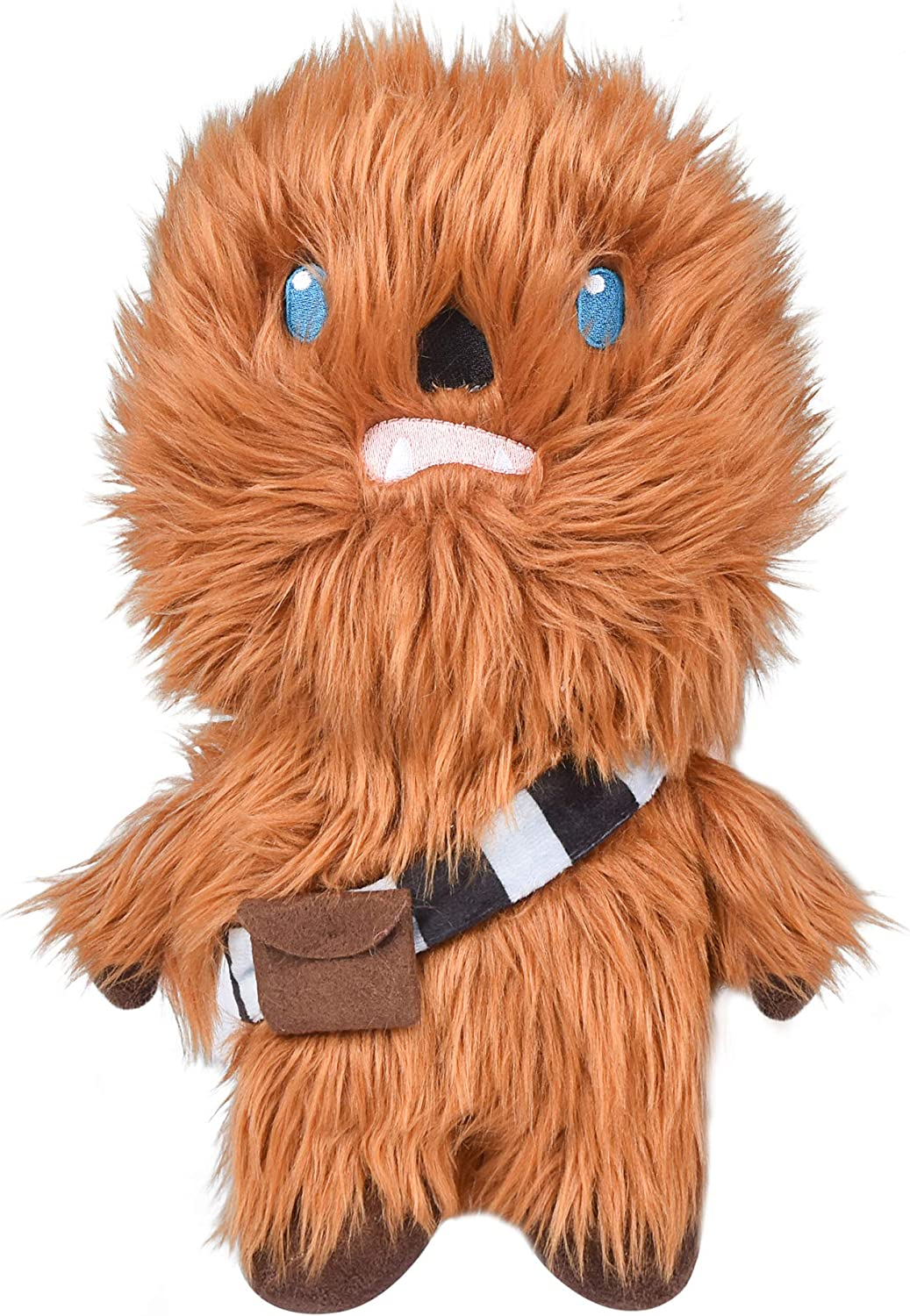 Star Wars for Pets Plush Chewbacca Dog Toy | Soft Figure Toys for Dogs, 12 Inches