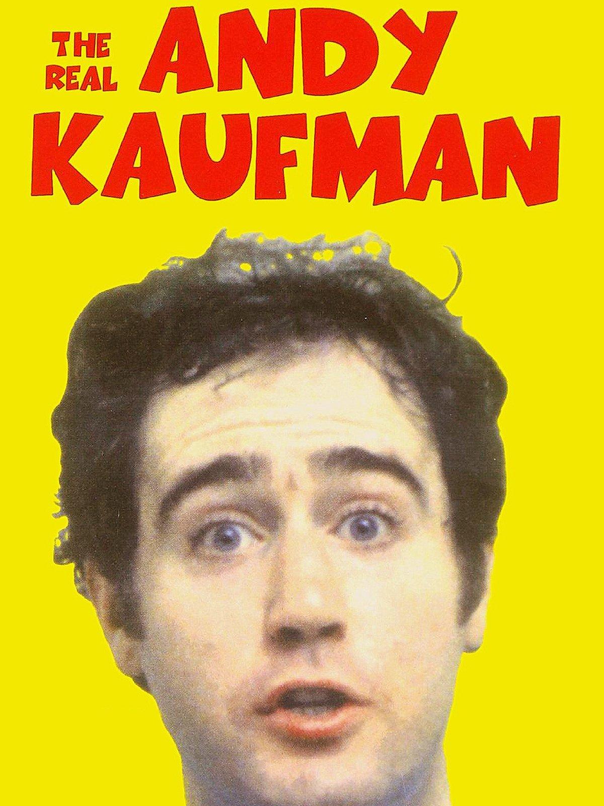 The Real Andy Kaufman on Amazon Prime Video UK
