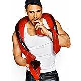 世界最大 超巨大グミヘビ!総重量11.8kg! 長さ2.4m 巨大グミ [並行輸入品]