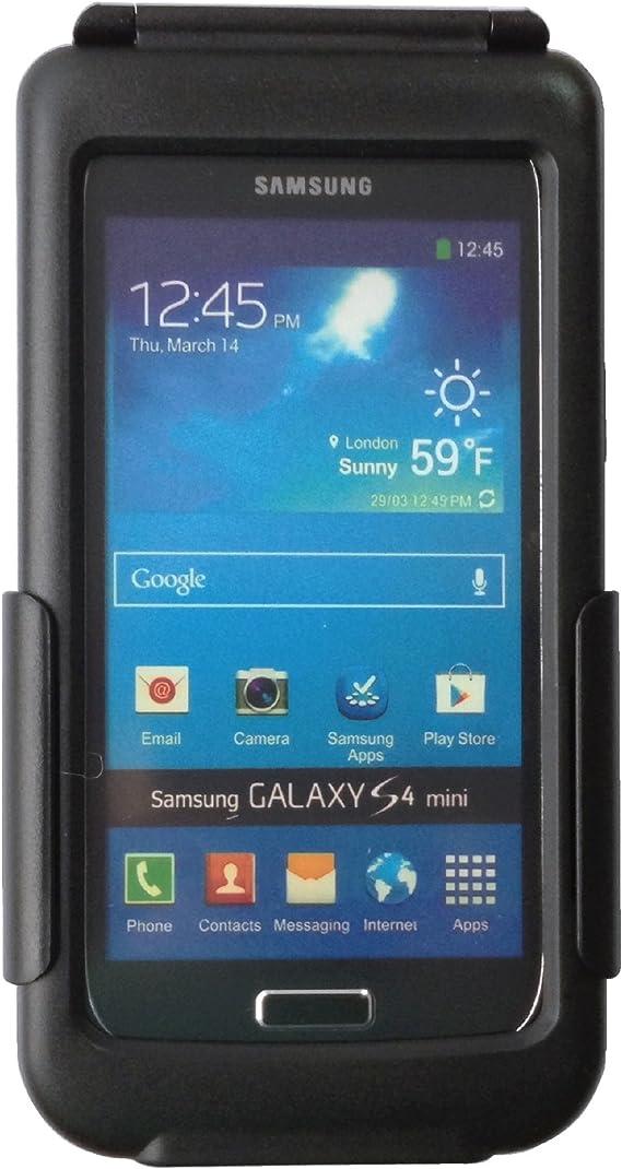Tigra TISAMGS4M - Soporte/funda de bicicleta para Samsung Galaxy S4 mini: Amazon.es: Electrónica