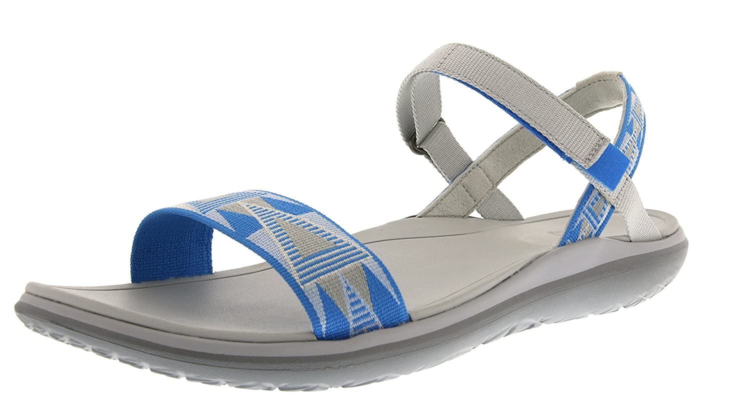Teva Women's Terra-Float Nova Sandal B00ZFLJVQI 9 B(M) US|Grey