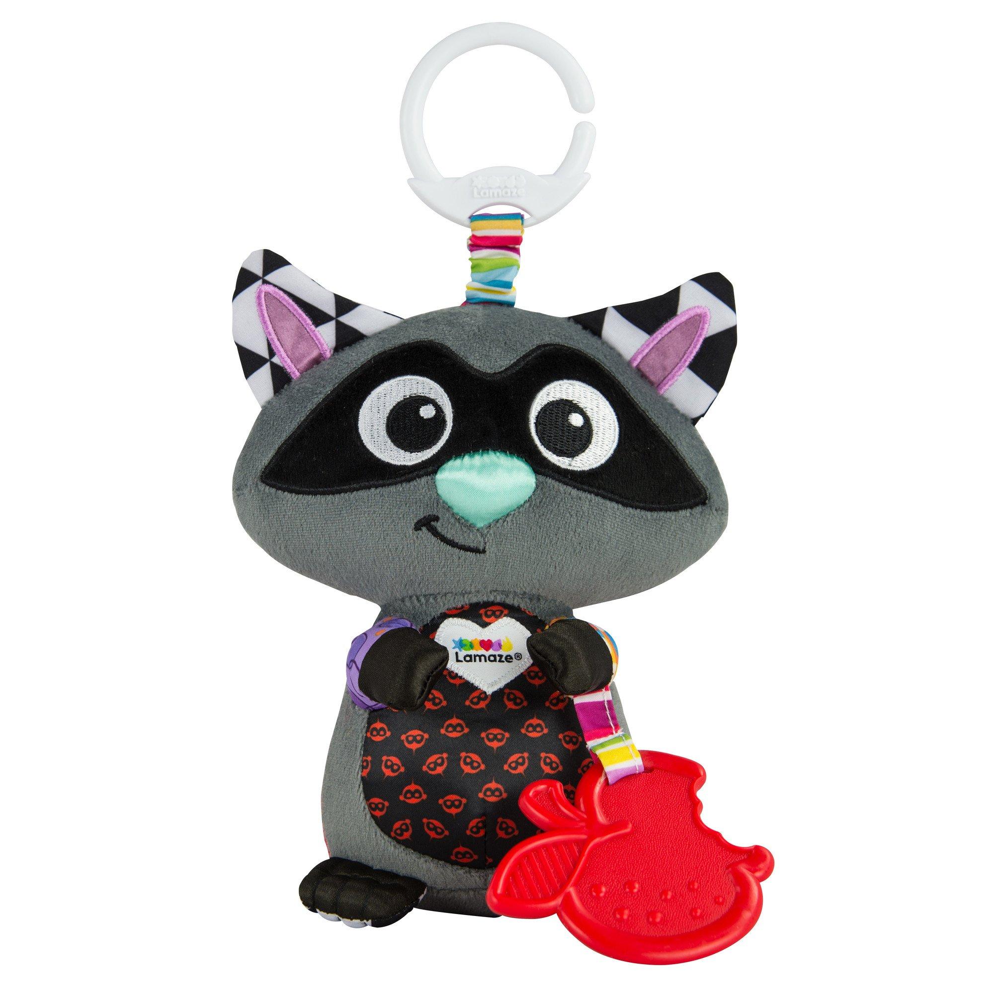 Lamaze Disney/Pixar Clip & Go, Raccoon