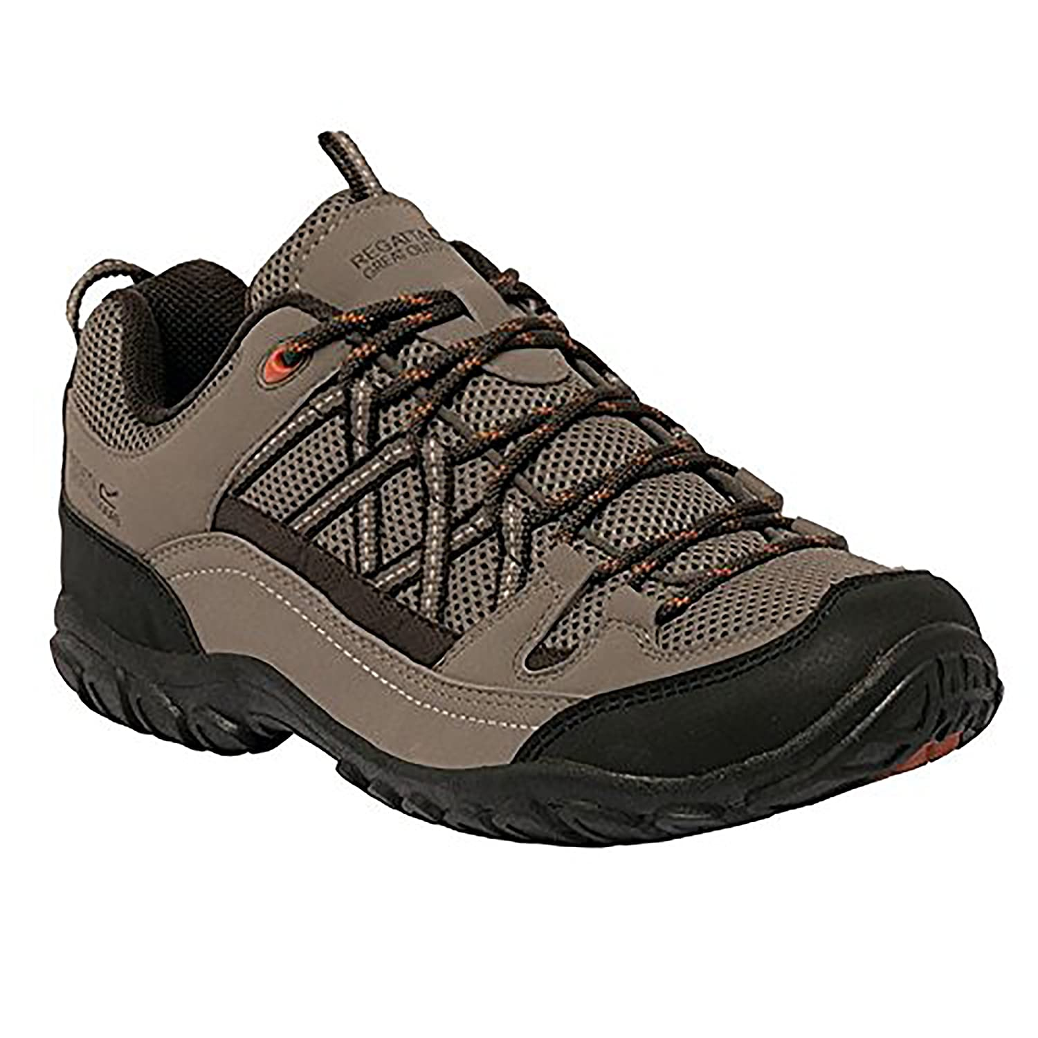 Great Outdoors Mens Edgepoint II Padded Hiking Shoes