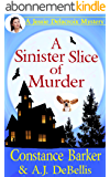 A Sinister Slice of Murder: A Jessie Delacroix Mystery (Whispering Pines Mystery Series Book 1) (English Edition)