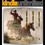 The Kavanagh Brothers Books 1-3: Christian Historical Western Romance