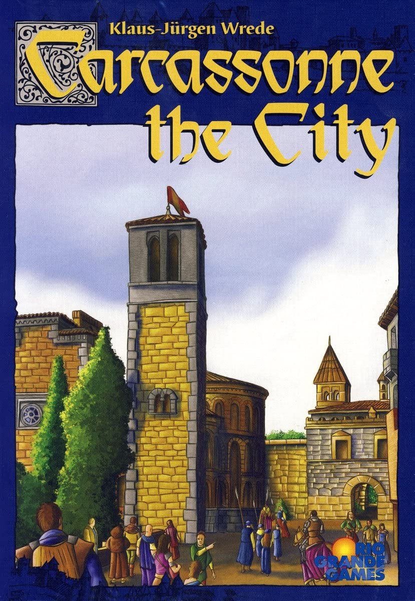Carcassonne: The City: Amazon.es: Juguetes y juegos