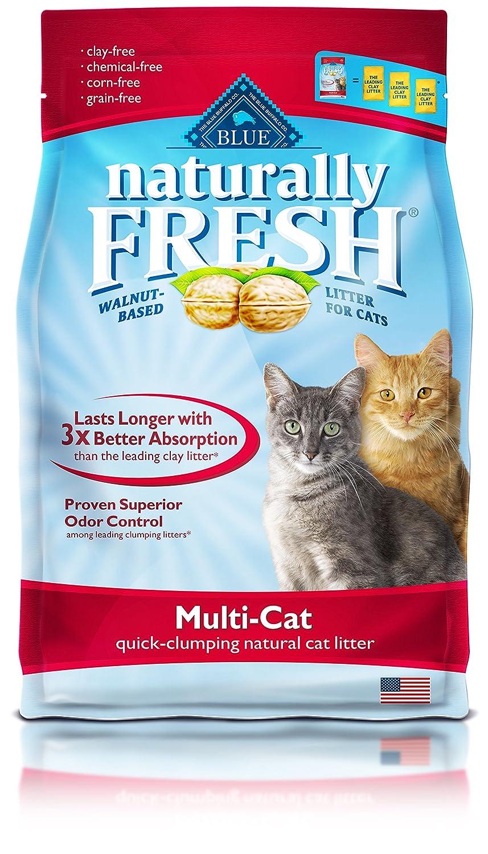 Naturally Fresh Multi Cat Quick Clumping Cat Litter 6 lb
